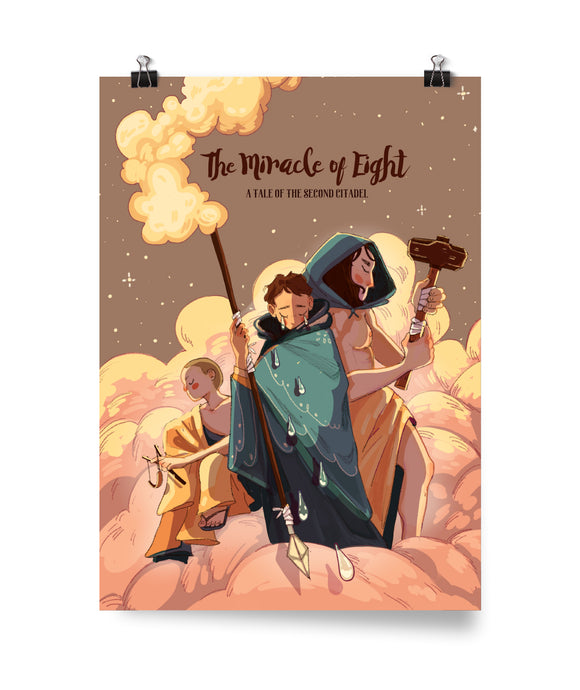 The Miracle of Eight Poster