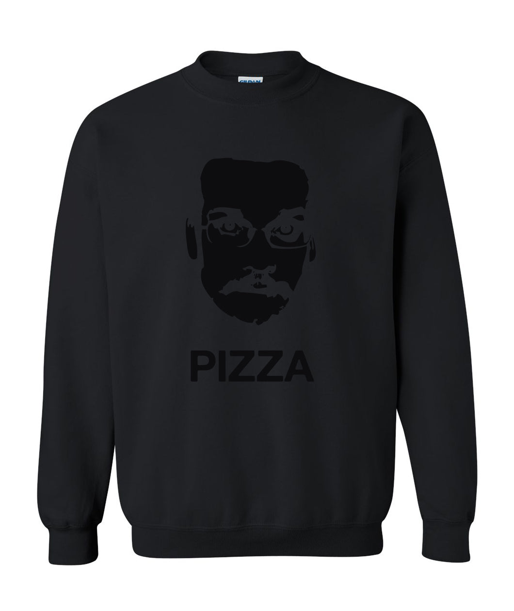 Burnt John Crew Neck Sweatshirt
