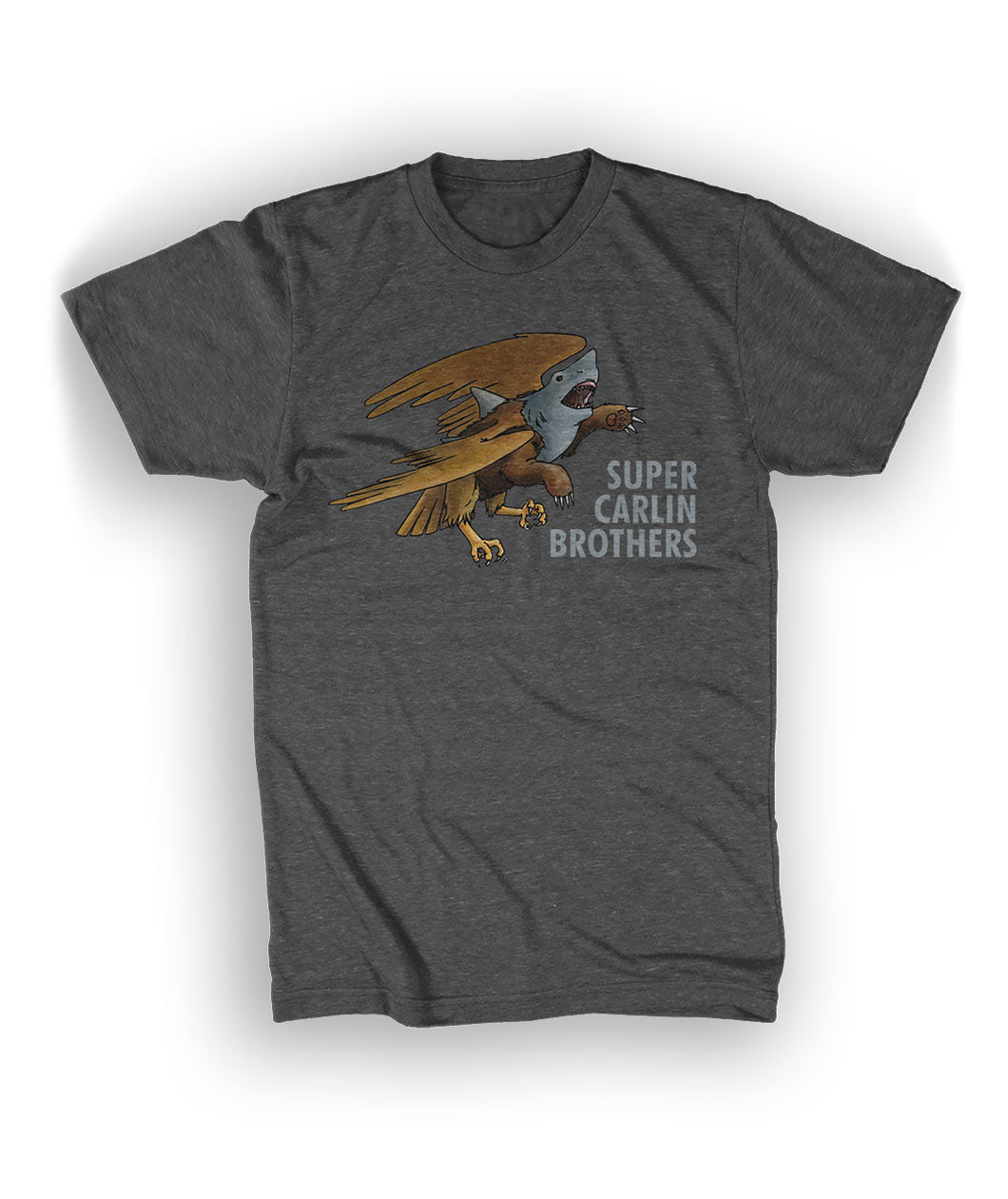 Grizzly Eagle Shark Shirt