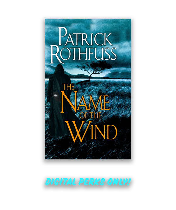 Name of the wind Book Club (Digital Perks Only)