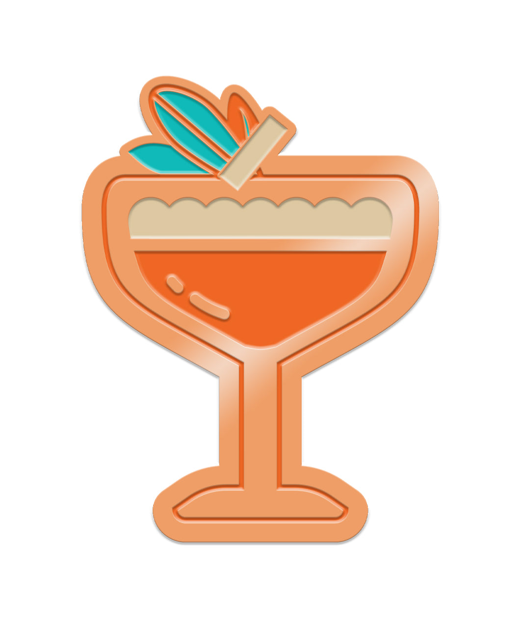Whiskey Sour Pin