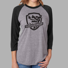 ThreadBanger Unisex Baseball Shirt