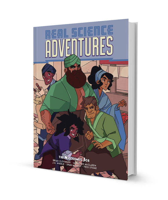 Real Science Adventures: The Nicodemus Job