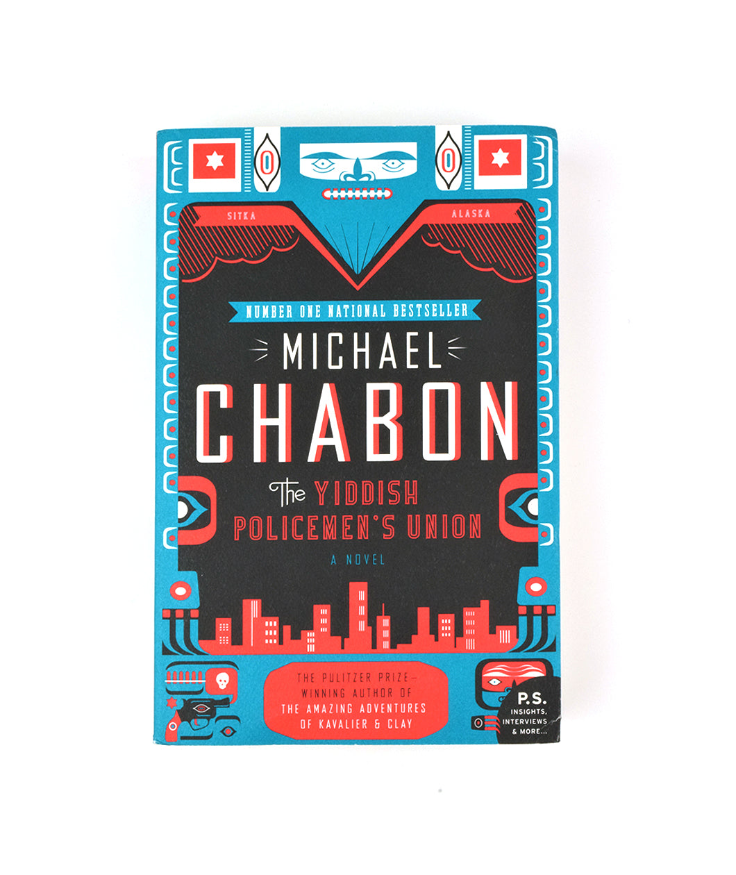 The Yiddish Policemen's Union Book By Michael Chabon