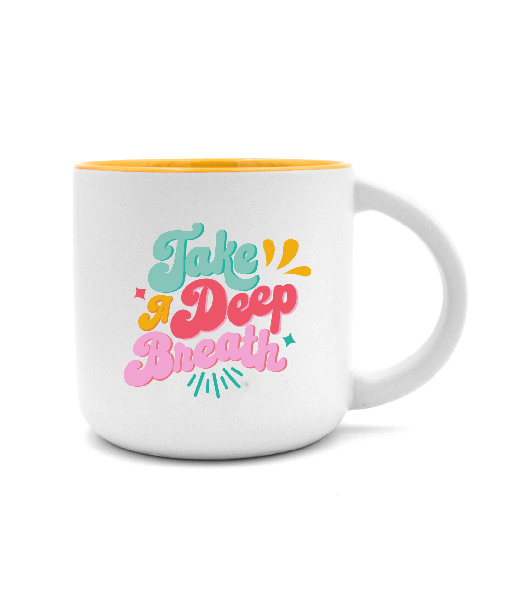 Take A Deep Breath Mug