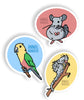 Animal Wonders Sticker Pack