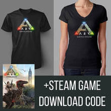 ARK: Survival Evolved Shirt + Game Bundle
