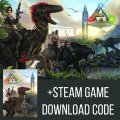 ARK: Survival Evolved Poster + Game Bundle