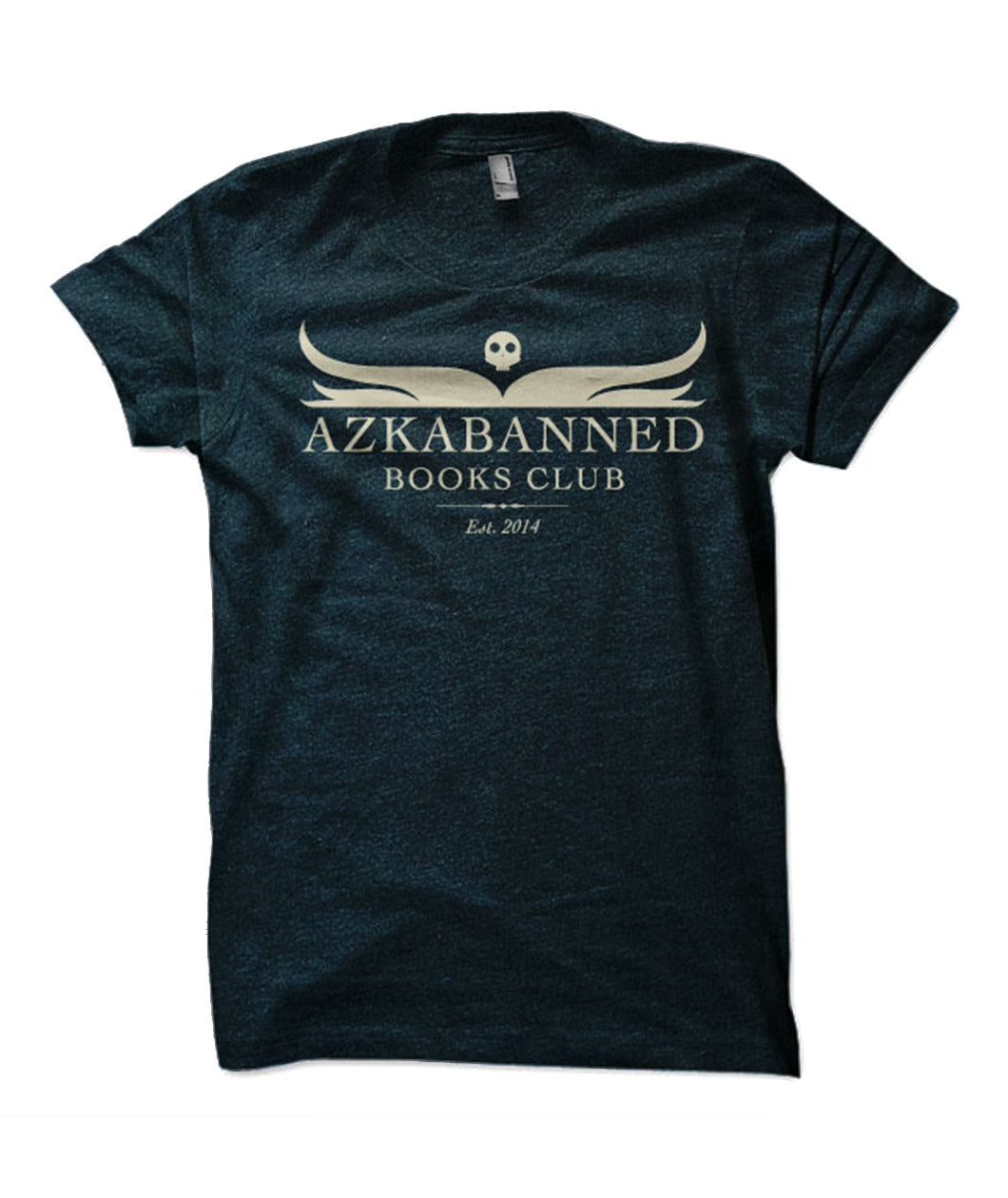 Azkabanned Book Club Shirt