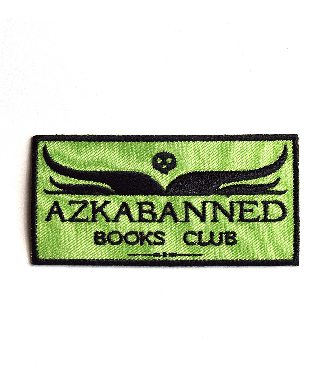 Azkabanned Books Patch