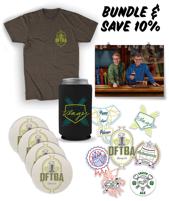DFTBA Brewing Co. Bundle & Save!