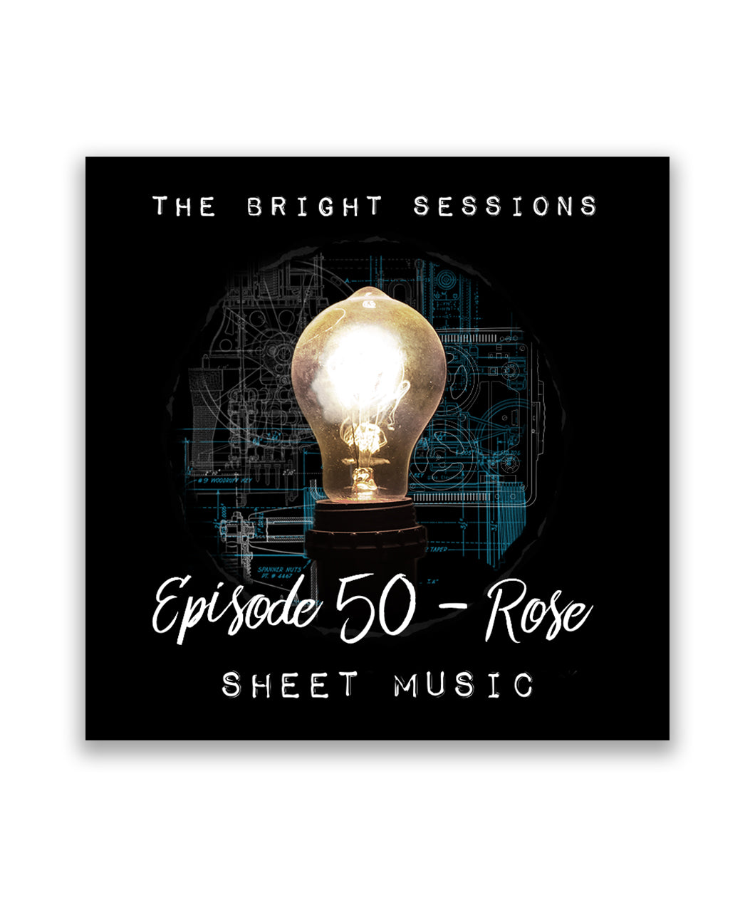 Episode 50 - Rose: Sheet Music Collection