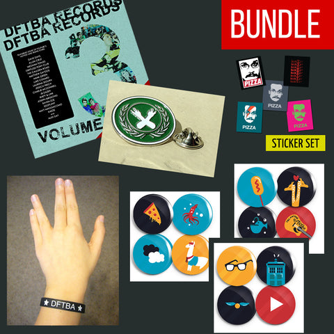 DFTBA Super Awesome Bundle