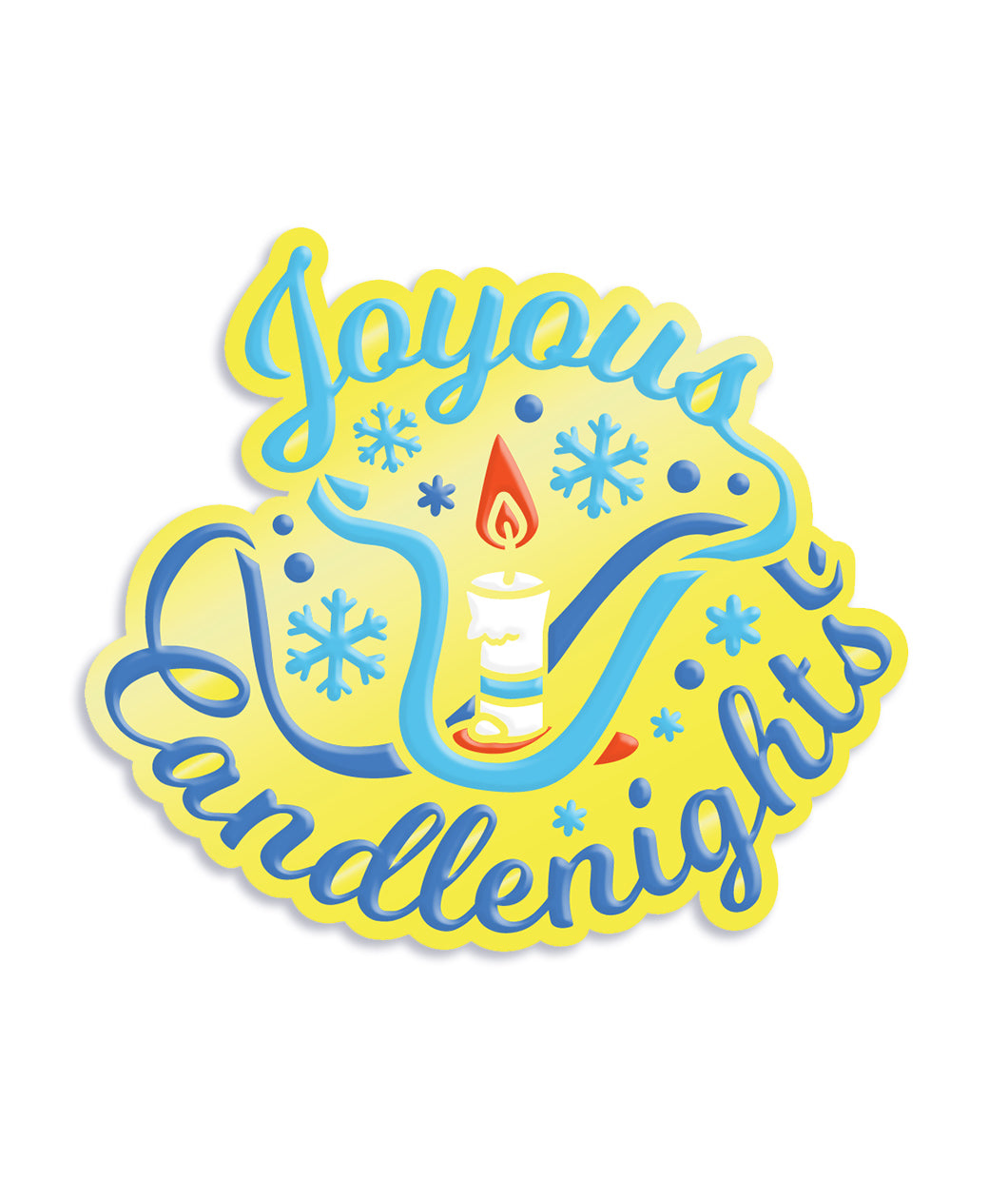 Pin Of The Month: Joyous Candlenight (November)