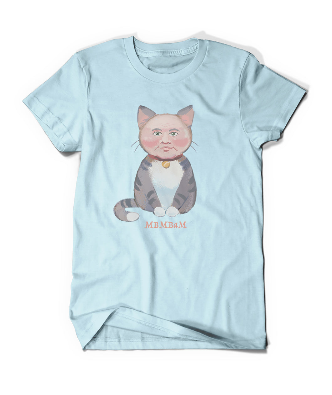 Human Faced Cat Shirt