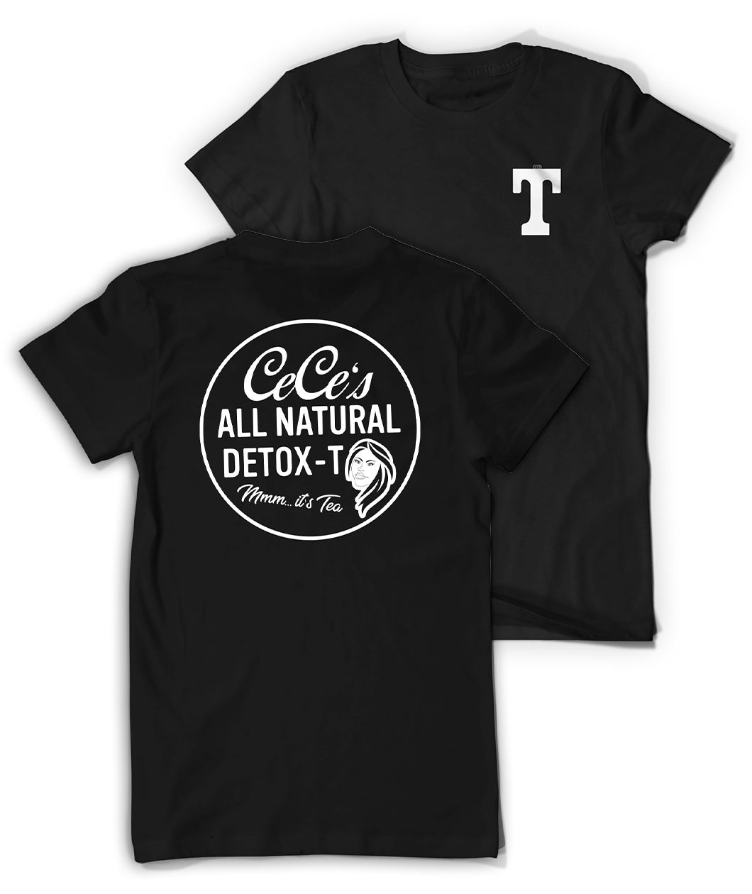CeCe's All Natural Detox-T (Shirt)