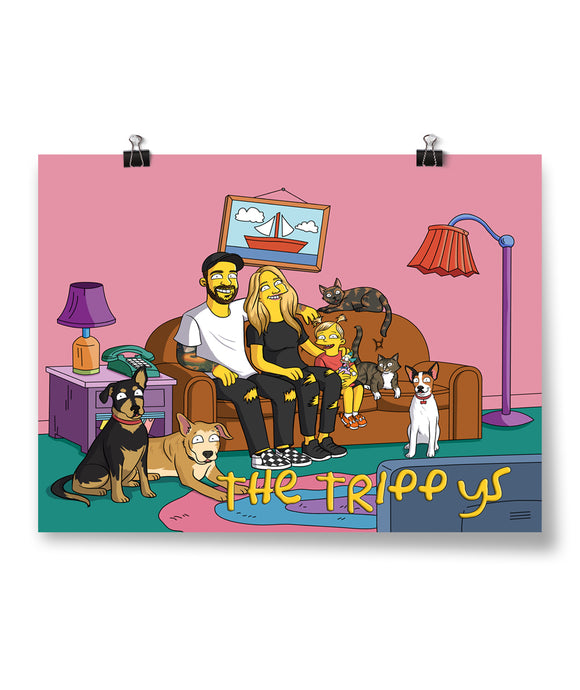 The Trippys Poster