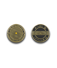 The 99% Invisible City: Challenge Coin
