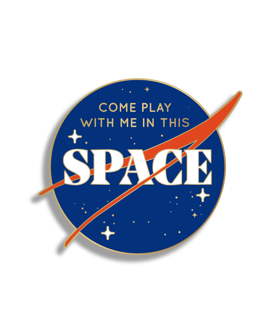 Pin Of The Month: Come Play With Me In This Space (March)