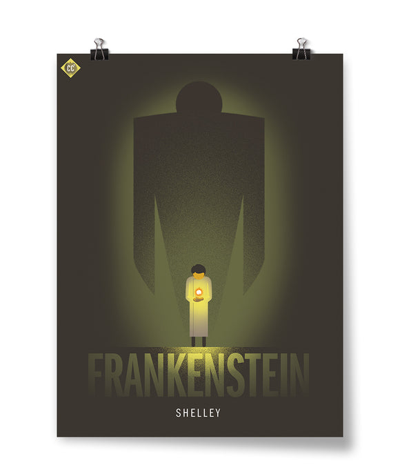 CrashCourse Frankenstein Poster