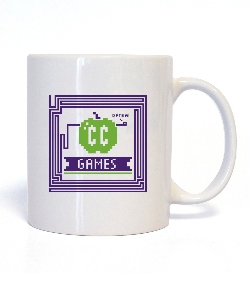 CrashCourse Games Mug