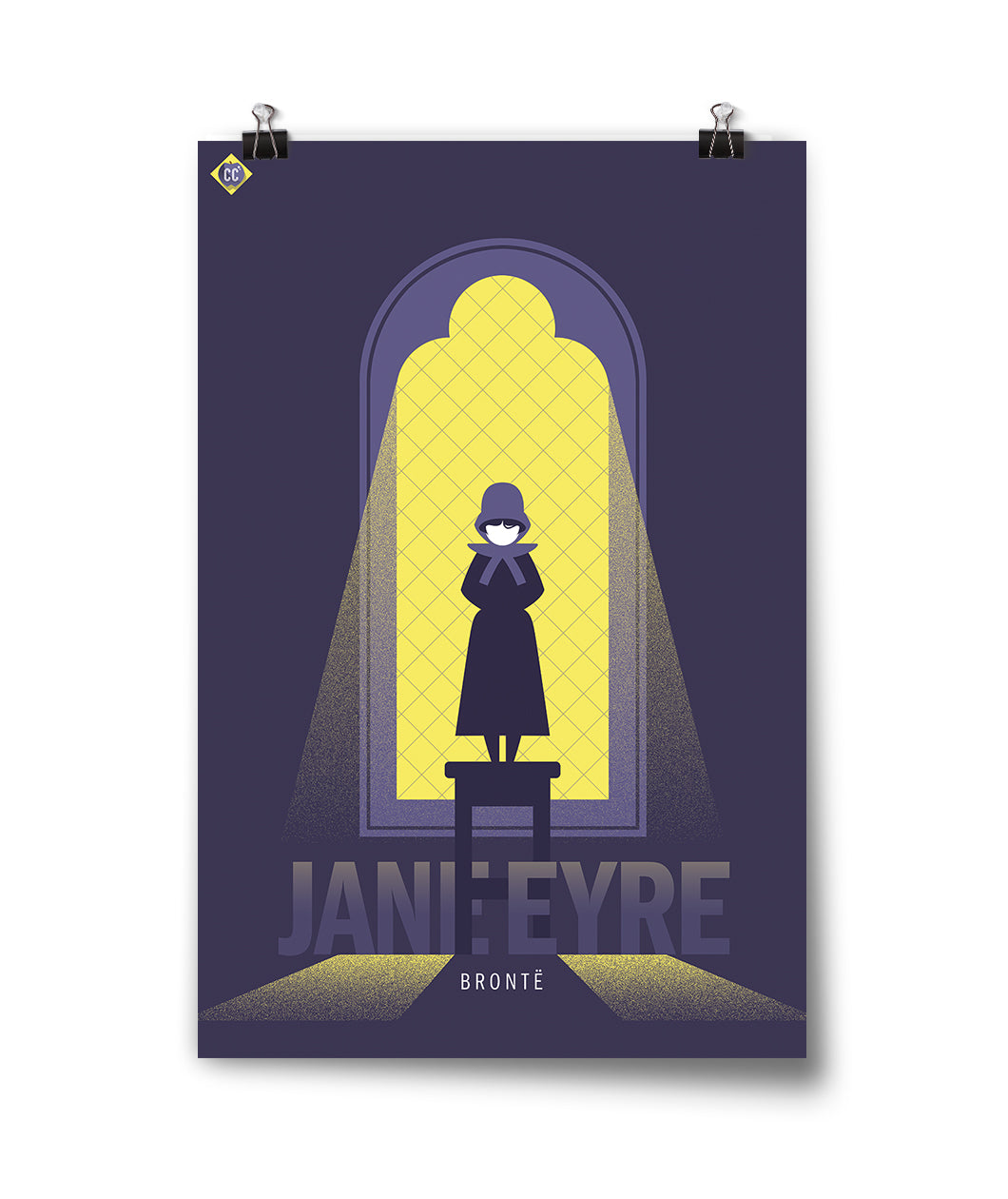 CrashCourse Jane Eyre Poster