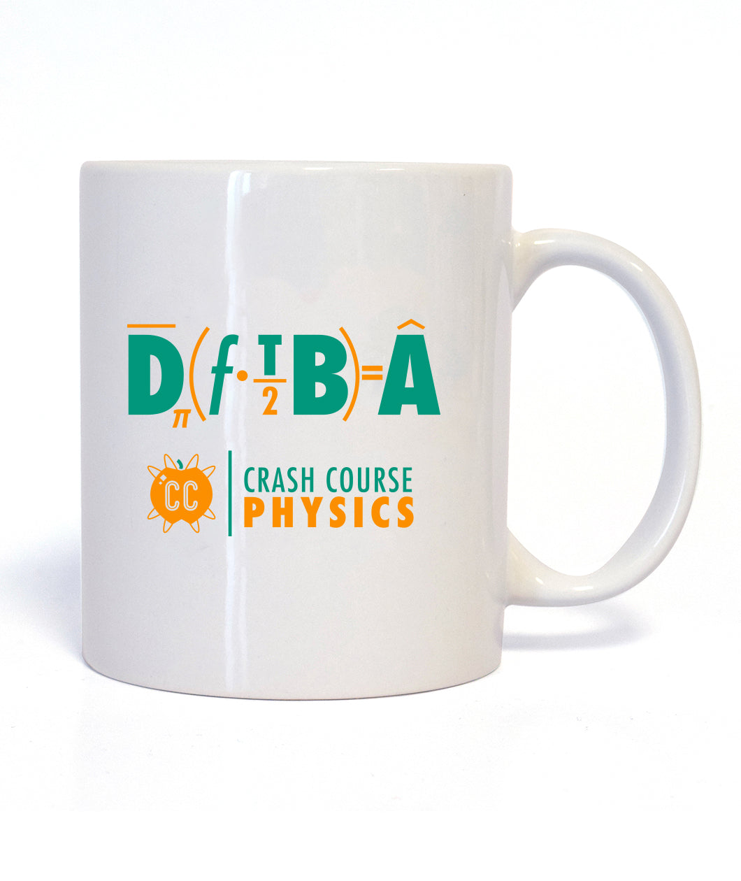CrashCourse Physics Mug