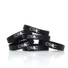 CTFxC Brain Cancer Ribbon Wristband