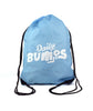 Daily Bumps Drawstring Bag