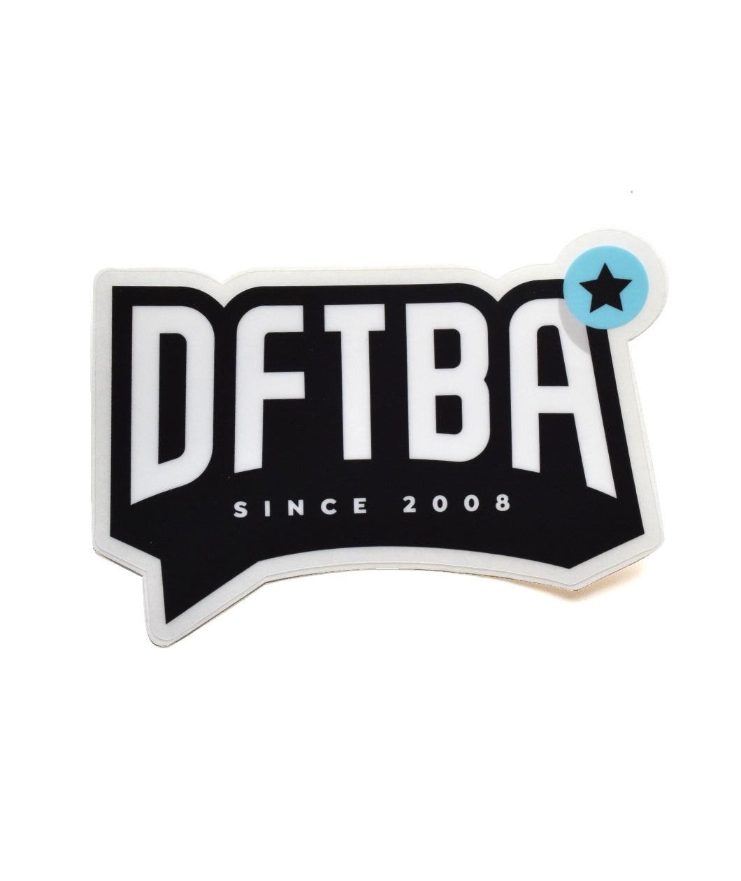 DFTBA Logo Decal