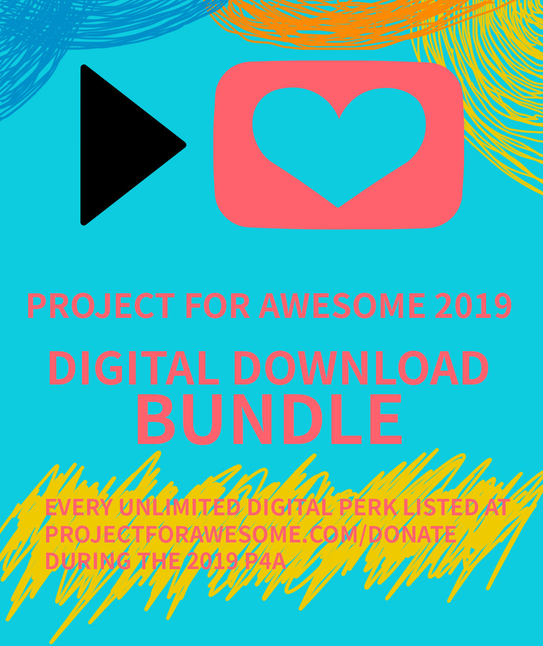 Project For Awesome 2019 Digital Download