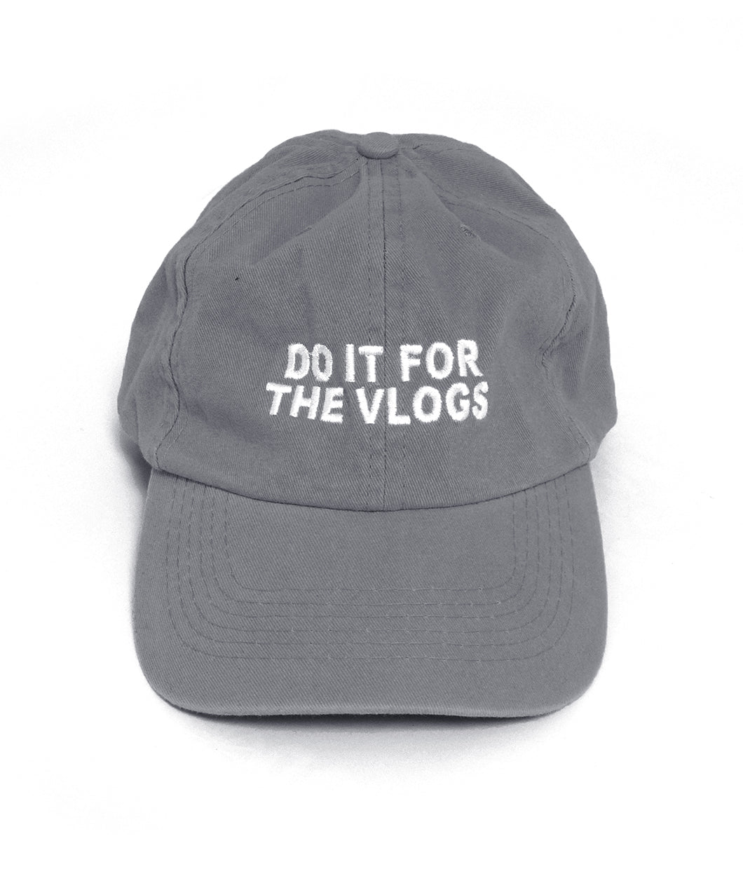 Do It For The Vlogs Polo Hat