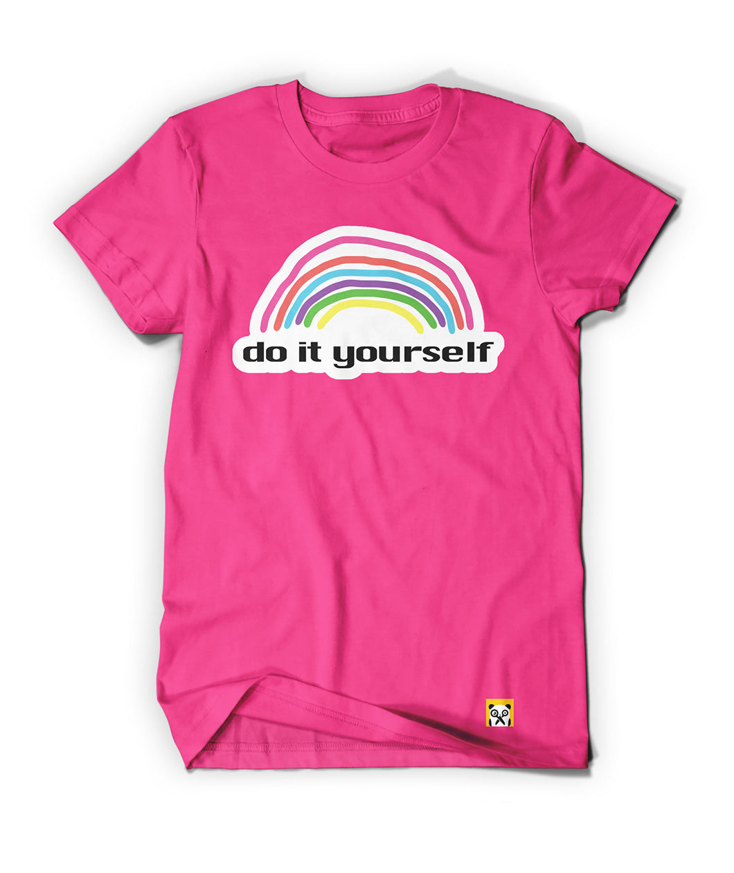 Do It Yourself Rainbow Shirt