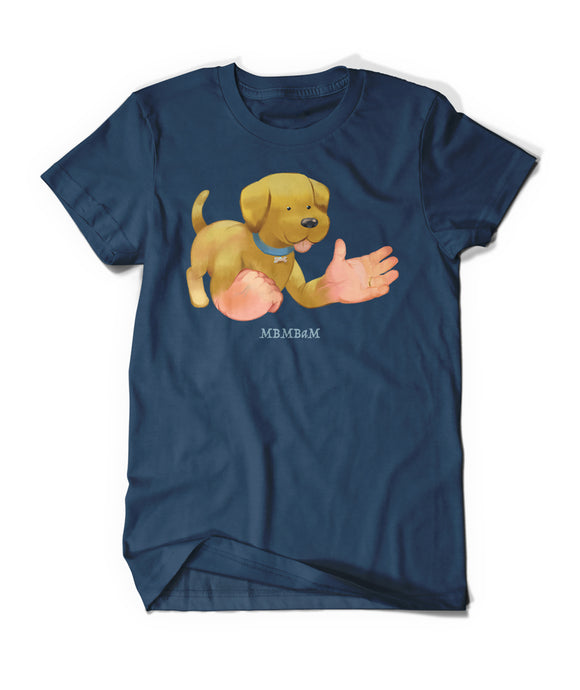 Dog With Hands Shirt