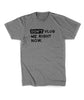 Don't Vlog Me Right Now Shirt