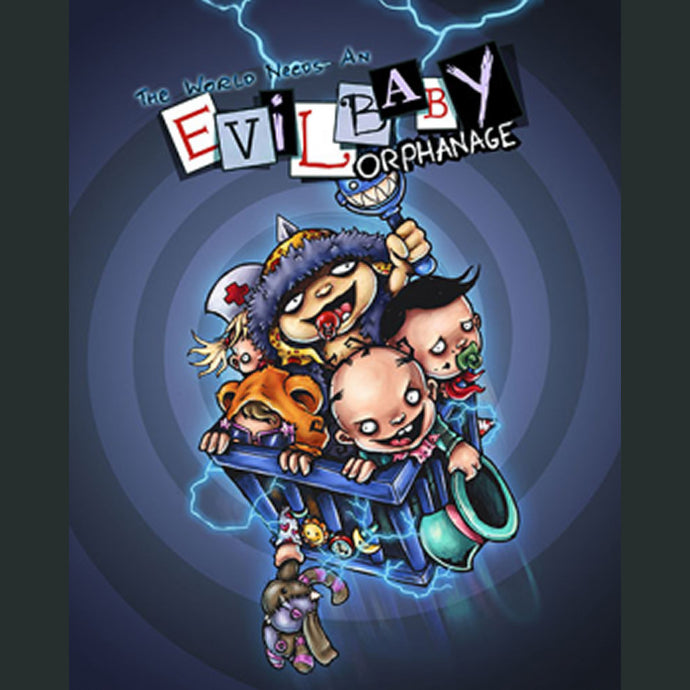 Evil Baby Orphanage Card Game