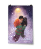 Eleanor and Park Kiss Poster