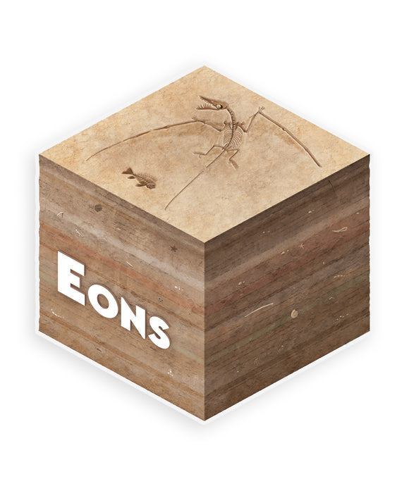 Eons Sticker Decal