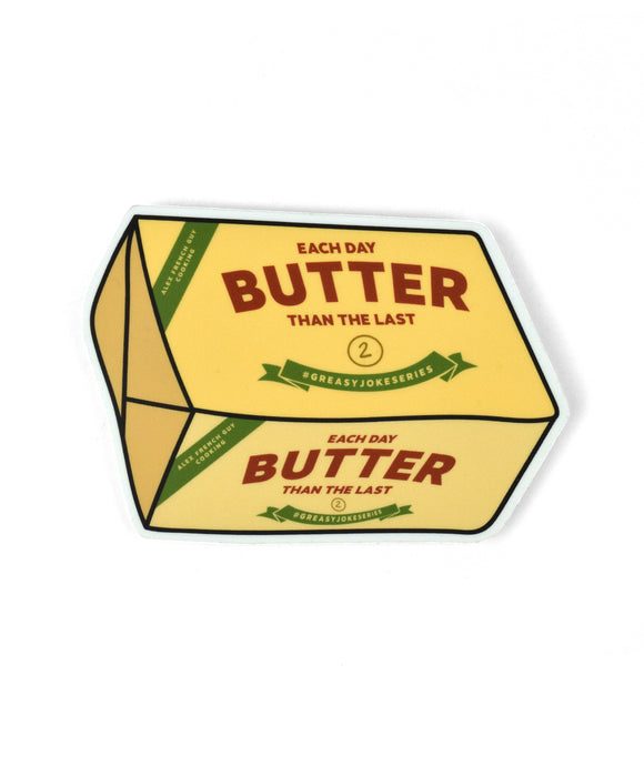 Alex's Monthly Magnet! Every Day BUTTER Than The Next (December)