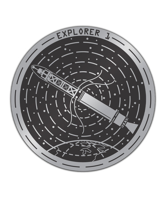 SciShow Pin Of The Month: Explorer 1 (January)