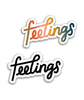 Feelings Sticker Pack