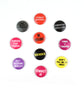 Feminist Buttons Pack