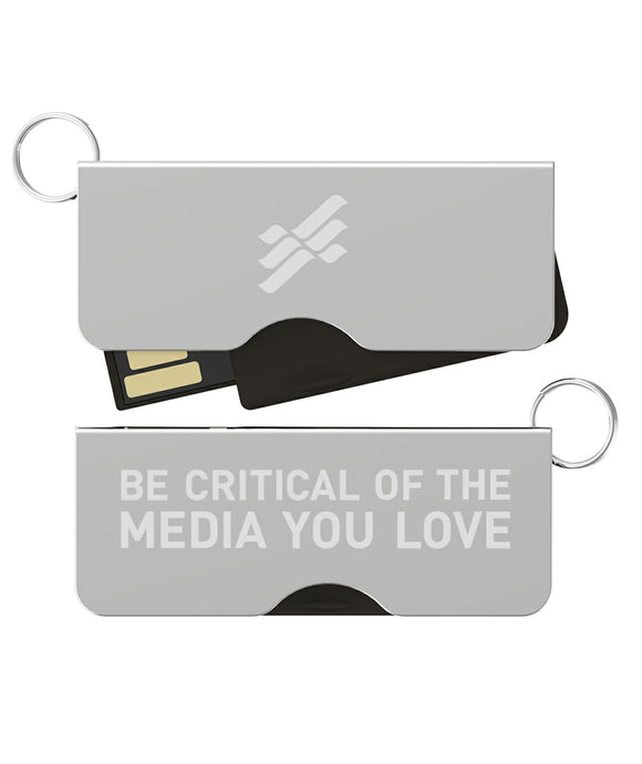 Feminist Frequency Thumb Drive