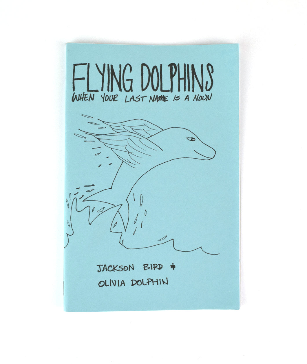 Flying Dolphins Zine