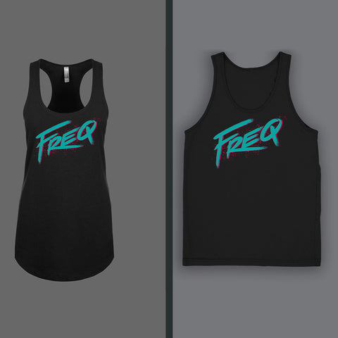 FREQ Tank Top *Limited Edition*