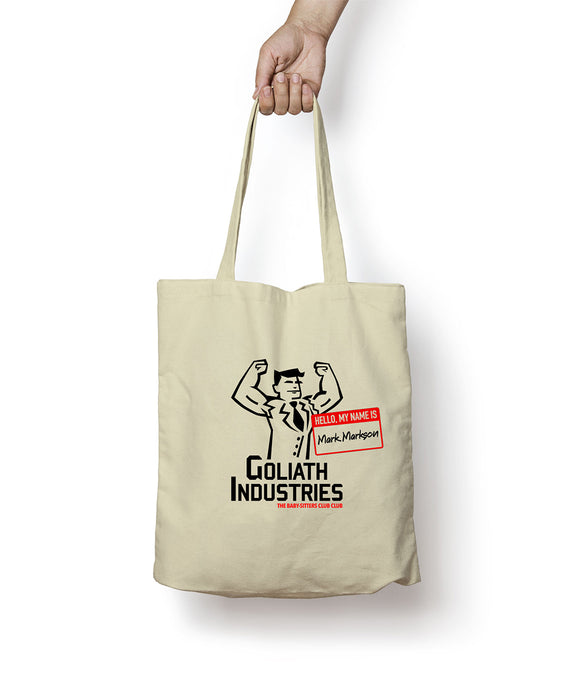 Goliath Industries Tote Bag