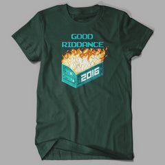 Good Riddance 2016 Shirt