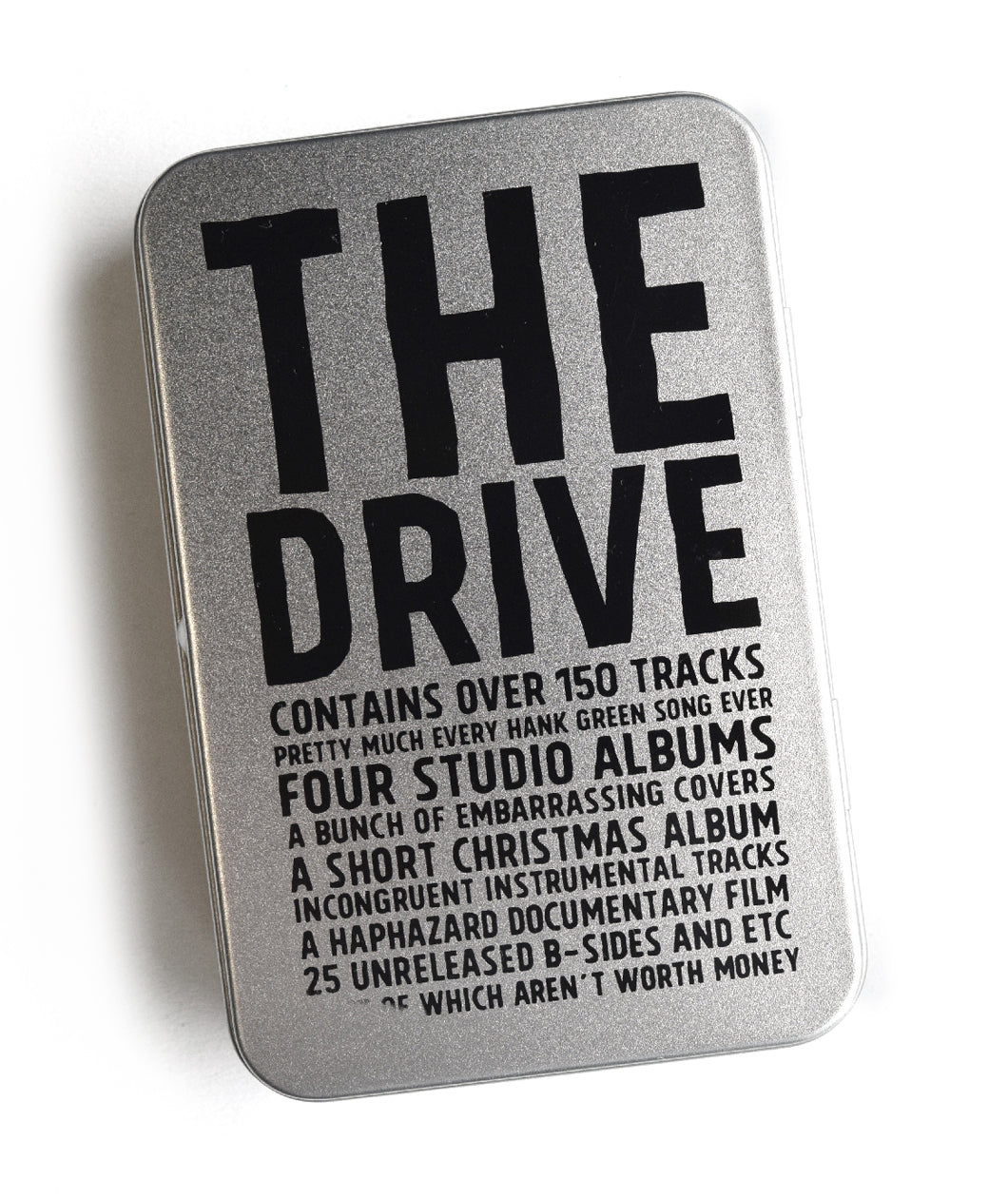 Hank Green Flash Drive