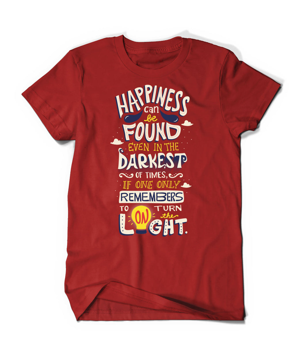 Happiness Can Be Found Shirt