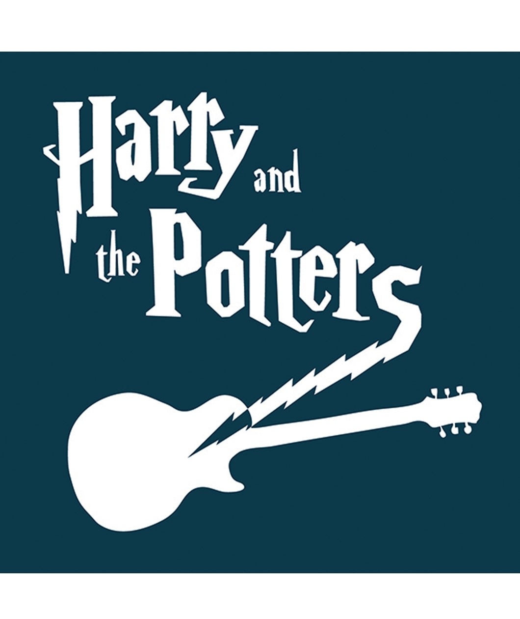 Harry and the Potters - S/T CD